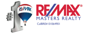 ReMax Master Realty with balloon Logo